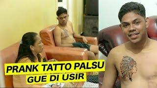 Video PRANK TATTO PALSU KE KELUARGA GUE HAMPIR DI USIR - PRANK INDONESIA MP3, 3GP, MP4, WEBM, AVI, FLV September 2018