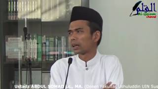 Video HUKUM MAIN DOMINO DAN CATUR - USTADZ ABDUL SOMAD Lc MA MP3, 3GP, MP4, WEBM, AVI, FLV Januari 2018
