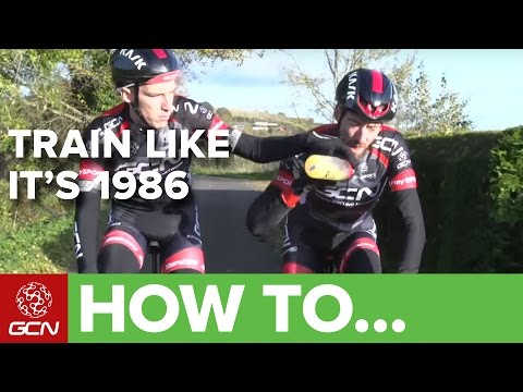 How To Train Like It's 1986