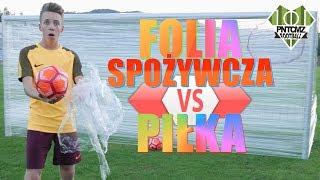 Video Bramka z folii spożywczej VS Piłka!! | PNTCMZ MP3, 3GP, MP4, WEBM, AVI, FLV Juni 2018