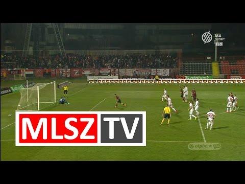 15. forduló: Honvéd - DVTK 2-0 (0-0)
