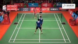 Video Mohammad Ahsan/Hendra Setiawan (Indonesia) VS Lee Yong Dae/Yoo Yeon Seong (Korea) MP3, 3GP, MP4, WEBM, AVI, FLV Agustus 2018