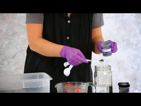 How Fiber Reactive Dyes Work | Tie Dyeing