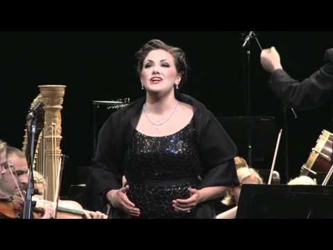 2011: Naomi Johns, soprano. Finals Concert, IFAC Australian Singing Competition.
