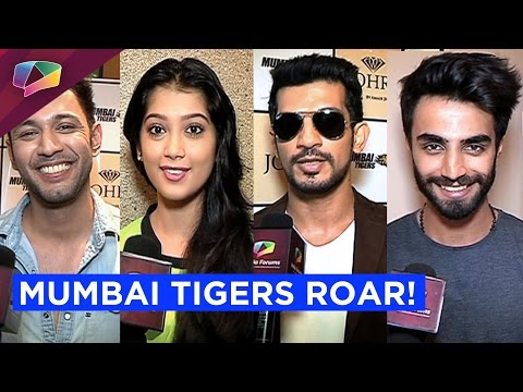 Mumbai Tigers Message for Ahemadabad Express.