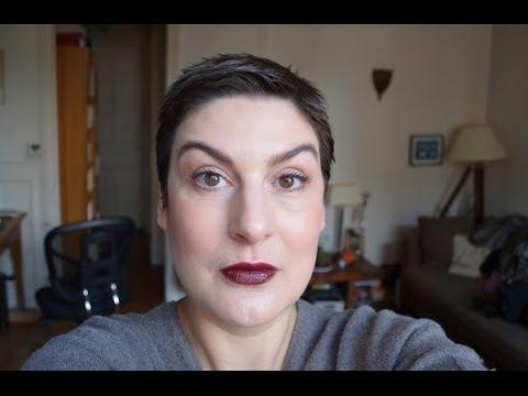 beaute Comment porter du rouge à lèvres foncé maquillage