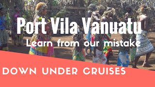 Port Vila Vanuatu  city images : Port Vila Vanuatu - Enjoy, But Don't Get Ripped Off Like We Did