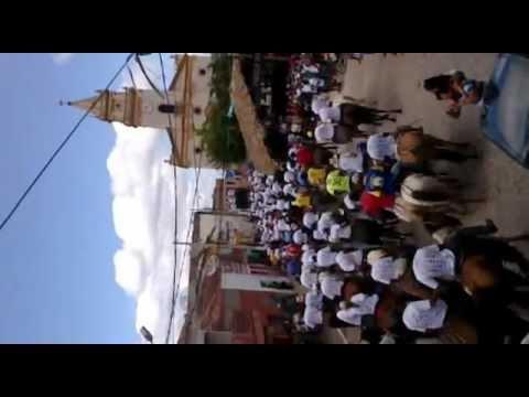 CAVALGADA DE SERRARIA - PB (CAMINHOS DO FRIO 2012)