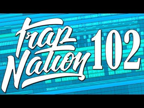 TRAP NATION 102 | HOW TO PROPERLY MAKE FUTURE TRAP IN FL STUDIO (B3LLA/Yonexx/xChenda Style)