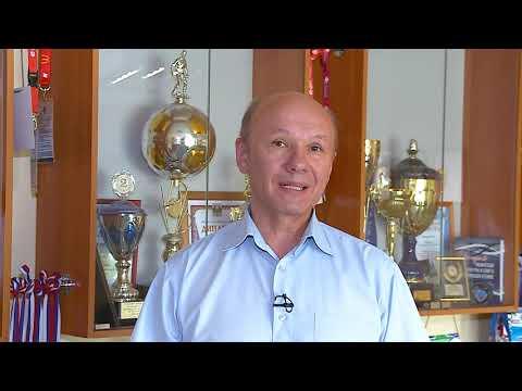Дмитрий Рыбьяков. История футбольной Тюмени. 1998 год.