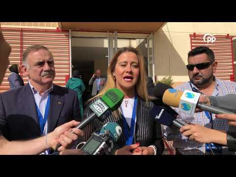 Sofía Acedo ejerce su derecho a voto en Melilla #MásPPMásEspaña
