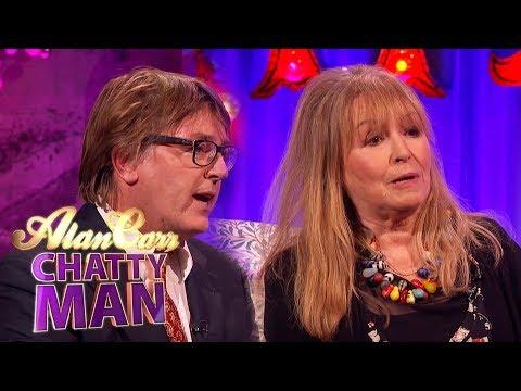 Gogglebox Stars Giles Wood and Mary Killen | Alan Carr: Chatty Man Christmas Special 2017