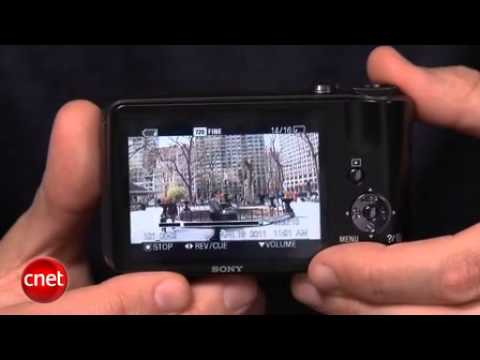 Sony Cyber-shot DSC-H70 Review