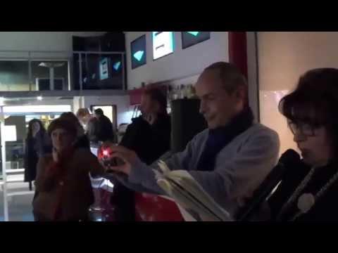 Mariarosaria De Simone ospite del Circolo Endas all'Honda Bar