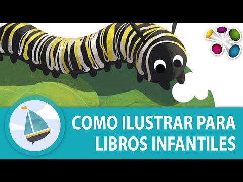 Sesión 1/10: Ilustración Infantil: Como ilustrar para libros infantiles.