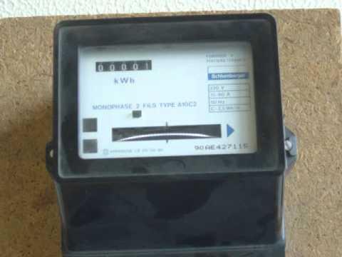 comment arreter le compteur d electricite