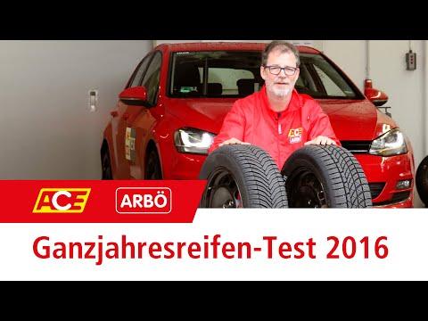 ACE-Ganzjahresreifen-Test 2016