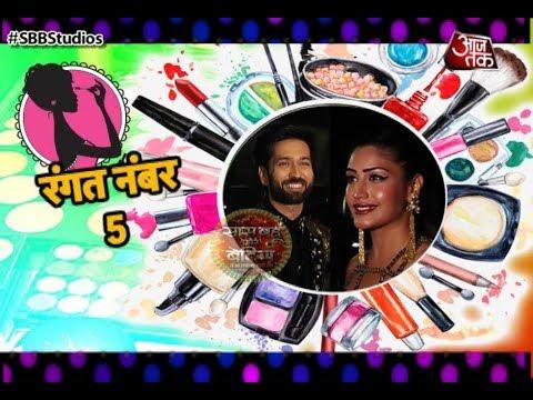 Nakul Mehta & Surbhi Chandna aka Shivaay & Anika I