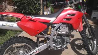 10. Gas Gas FSE 450cc 2003 sound