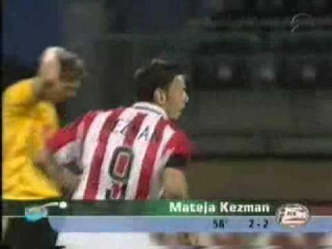 Mateja Kezman Compilation