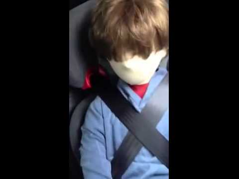 How to fit the BeltUpp - Use with Group 2 car seats to keep children upright and supported