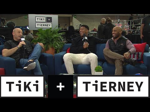 Video: Jameis Winston Talks Buccaneers Football | Tiki + Tierney