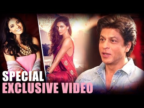 Shahrukh Khan Amazing Comments On His TOP 5 Favorite Actress In Bollywood   Deepika Padukone, Kajol