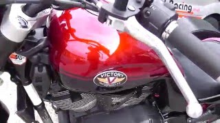 4. 2010 Victory Hammer Victory Motorcycles