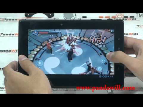 FreeLander PD10 Olympic Android 4.0 DVB-T(MPEG2) GPS Tablet PC Review