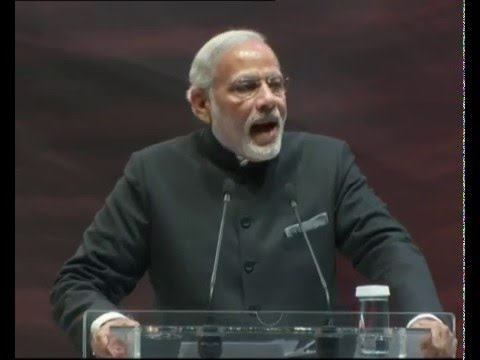 PM Modi at the 'Friends of India' event at Russia