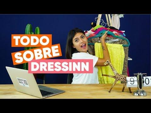 ¡El sitio de moda que tienes que conocer: DRESSINN!