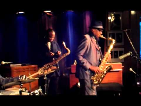 JAMES CARTER ORGAN TRIO feat. DETROIT GARY WIGGINS