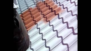 Tile Roof Restoration California