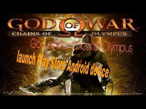 God of War Android gameplay Play Store