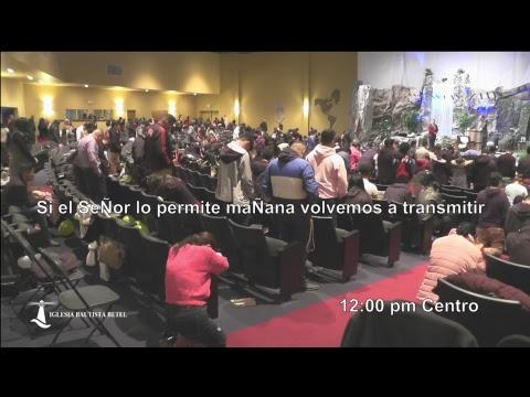 Conferncia de Jóvenes Día 1  2018 (IGLESIA BAUTISTA BETEL)