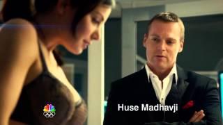 Erica Durance Cleavage Saving Hope S01E03