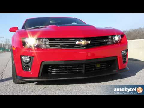 2012 Chevrolet Camaro ZL1 Video Review