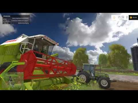Claas Dominator 88s Advanced v1.1