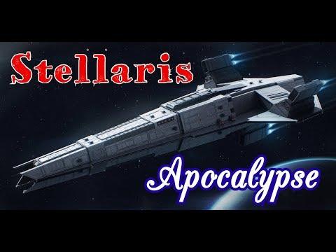 НОВОЕ ДЛС Stellaris: Apocalypse
