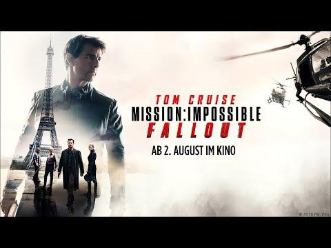 MISSION: IMPOSSIBLE - FALLOUT | TRAILER A | DE