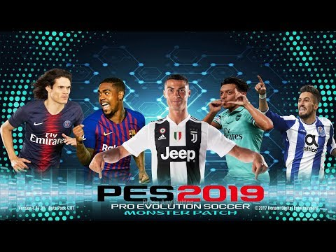 PES 2018 Ps4 Monster Patch Summer Season Final Update