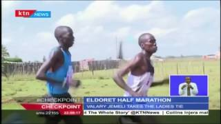The Inaugural Gynocare Fistula Half Marathon Takes Place In Eldoret