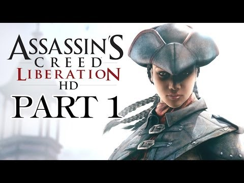 Liberation - Assassin's Creed Liberation HD Walkthrough Part 1 - Full HD gameplay 1080p A game that originally released on the PS Vita has now been improved and released ...