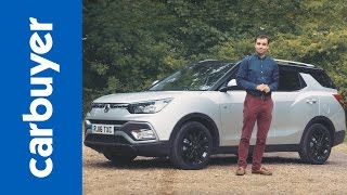 SsangYong Tivoli XLV SUV review - Carbuyer by Carbuyer