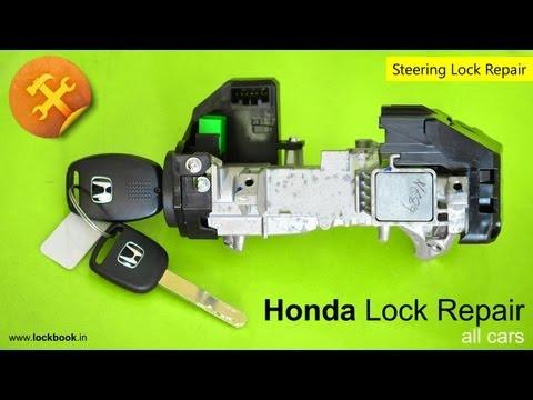 Honda Ignition Lock Repair