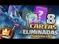 Download Lagu ¡¡ LAS 8 CARTAS PROBADAS (por Supercell) Y ELIMINADAS !! Clash Royale [XHEO] Mp3 Free