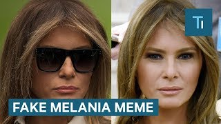 Video Here's why people think Melania Trump was replaced by a body double — and why they're wrong MP3, 3GP, MP4, WEBM, AVI, FLV September 2018