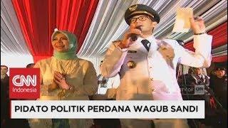Video Pidato Politik Wagub Sandiaga Uno - Pelantikan Gubernur DKI Jakarta 2017 MP3, 3GP, MP4, WEBM, AVI, FLV Oktober 2017