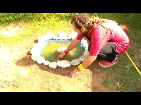 Estanques para jardin videos videos relacionados con for Construir jacuzzi casero