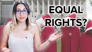 A look into the Equal Rights Amendment, a constitutional amendment first introduced in 1923, that still hasn't become law.MUSICEchoarpLicensed via Warner Chappell Production Music Inc.Passion TangoLicensed via Warner Chappell Production Music Inc.Street GypsiesLicensed via Warner Chappell Production Music Inc.Ambient Calm_FullLicensed via Warner Chappell Production Music Inc.NY Underdog_fullmixLicensed via Warner Chappell Production Music Inc.Badwater Boogie_Full MixLicensed via Warner Chappell Production Music Inc.VIDEOSTILLSTopshot Germany US Politics Inauguration ProtestGregor Fischer /Getty ImagesUS Politics Healthcare ProtestSaul Loeb/Getty ImagesCrowd At An Era RallyBarbara Freeman/Getty Images'Women's Liberation' In Support of Black PanthersDavid Fenton/Getty ImagesSchlafly Opposes The EraBill Pierce /Getty ImagesFeminists March in Support of Equal RightsLeif Skoogfors/Getty ImagesAnti ERA Phyllis SchaflyUnderwood Archives / Contributor/Getty ImagesCongresswoman Barbara Jordan Addressing House SubcommitteeBettmann / Contributor/Getty ImagesRally Supporting Equal Rights AmendmentBettmann / Contributor/Getty ImagesMade by BFMP www.buzzfeed.com/videoteamAmanda Tazioli +AJ YoungGET MORE BUZZFEED:www.buzzfeed.comwww.buzzfeed.com/videowww.buzzfeed.com/videoteamwww.youtube.com/buzzfeedvideowww.youtube.com/buzzfeedyellowwww.youtube.com/buzzfeedbluewww.youtube.com/buzzfeedvioletwww.youtube.com/buzzfeed